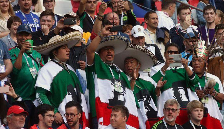 FIFA Peringatkan Meksiko Soal Nyanyian Diskriminatif