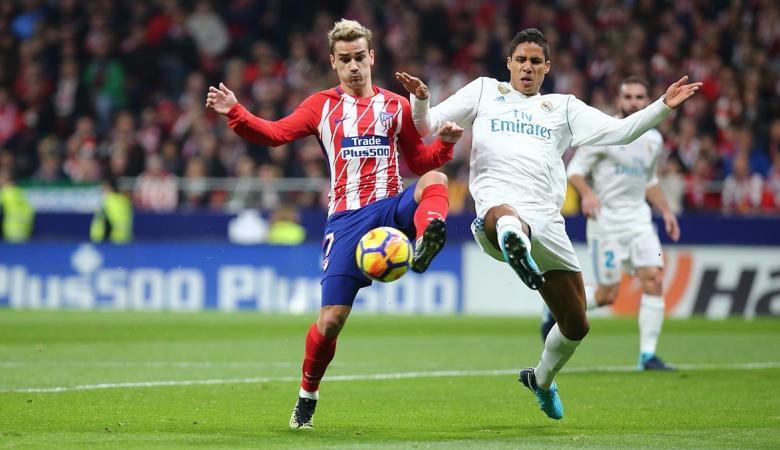 Minimnya Kreativitas Atletico dan Real Madrid Membuat Derbi Madrileno Berakhir Tanpa Gol