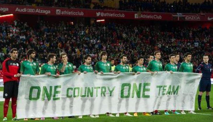 Perjuangan Basque untuk Diakui UEFA dan FIFA