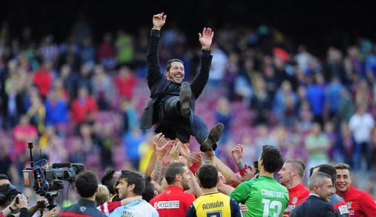 Atletico Madrid Resmi Perpanjang Kontrak Diego Simeone