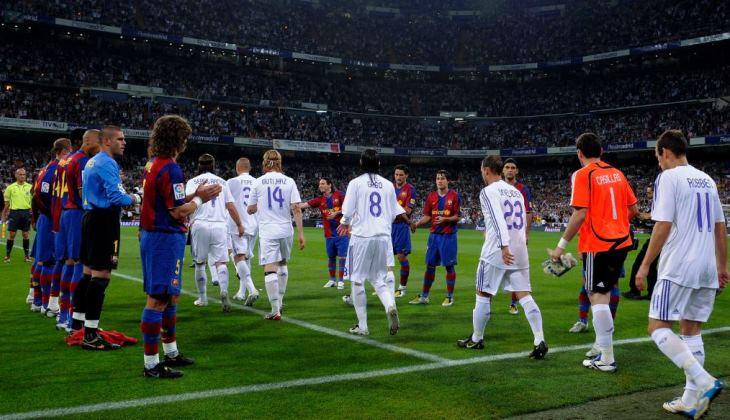 Potensi Guard of Honour dari Barcelona untuk Lima Trofi Real Madrid