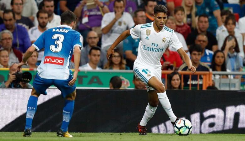 Achraf Hakimi, Pemain Masa Depan Real Madrid yang Pernah Menyandang Status Pemain Ilegal