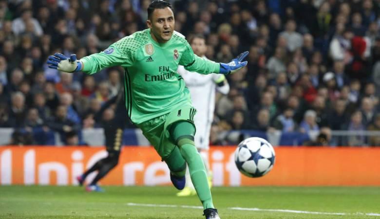 Keylor Navas Yakin Kemenangan Real Madrid akan Membuat Semakin Kuat