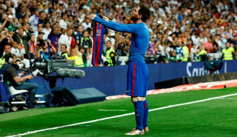 Real Madrid Boleh Berencana, Messi yang Menentukan
