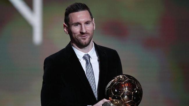 Lionel Messi Messi yang Tidak Pernah Berhenti Bermimpi