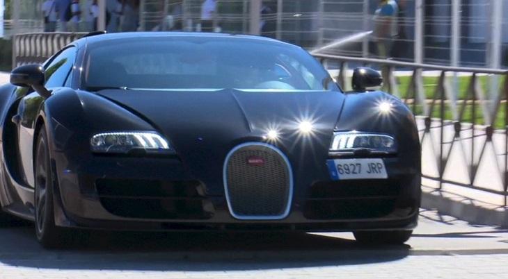 Perkenalkan, Bugatti Veyron, Mobil Anyar Cristiano Ronaldo