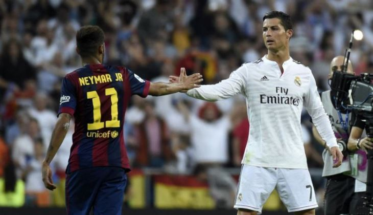 Begini Caranya Jika Mau Punya Anak Seperti Ronaldo Atau Neymar