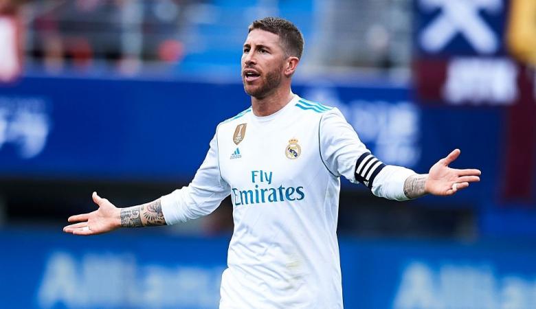 Sergio Ramos Tak Tahan Panggilan Alam