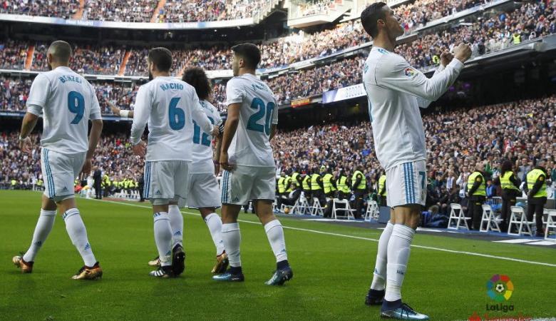 Real Madrid Kalahkan Sevilla Walau Tampil Tanpa Skuat Terbaik