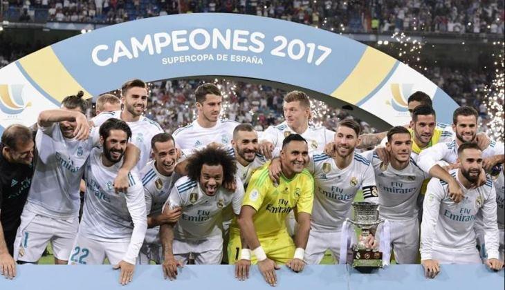 Real Madrid Menuju Kesempurnaan