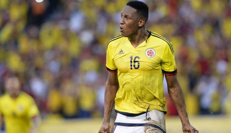 Yerry Mina Menatap Debut di Copa del Rey