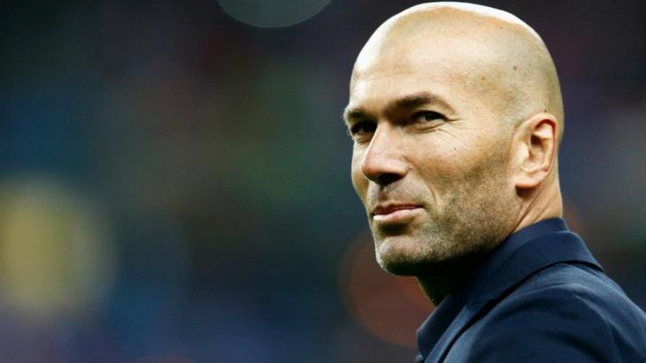 Keberanian Zidane Mengambil Risiko Menyelamatkan Madrid