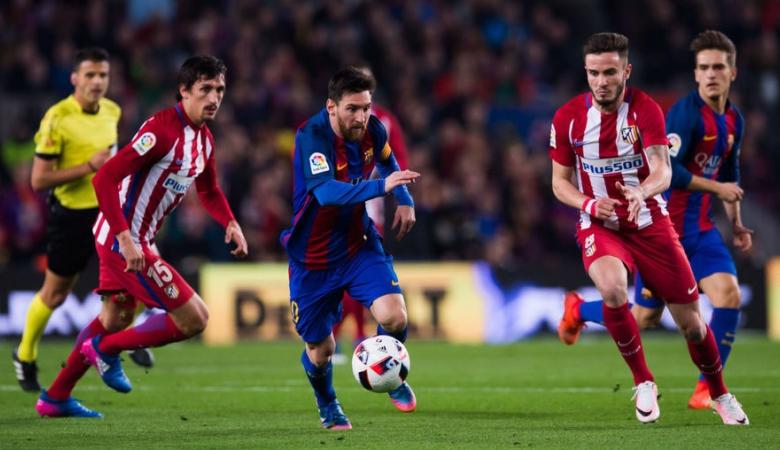 Atletico Adalah Ujian Sesungguhnya bagi Barca di La Liga