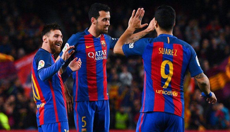 Barcelona Geser Real Madrid dari Puncak Klasemen La Liga