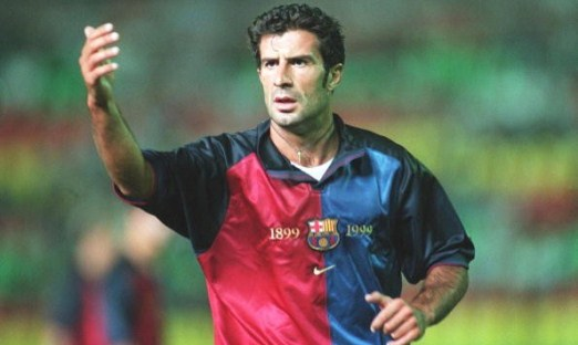 Luis Figo Merasa Tidak Dihargai di Barcelona