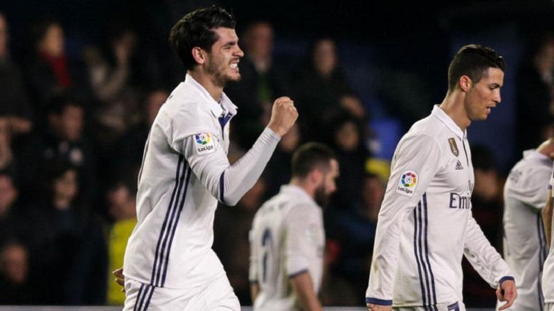Rangkuman La Liga 2016/2017 Jornada 24: Morata Sang Supersub dan Rekor Derbi Sevilla