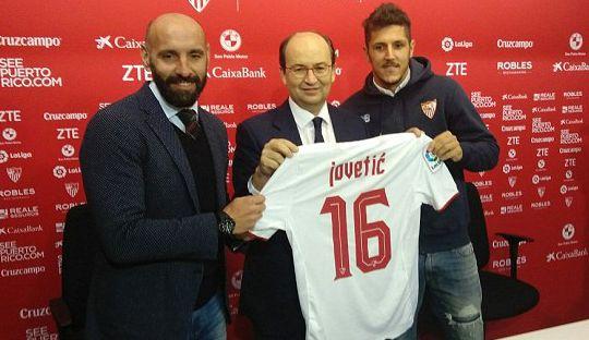 Jovetic Gabung ke Sevilla Setelah Berkonsultasi Pada Nasri