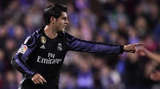 Cinta dan Penyesalan Alvaro Morata