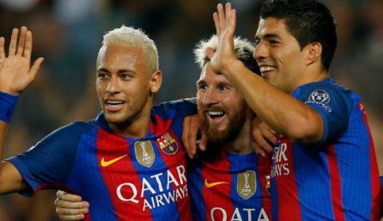 Neymar Minta Barcelona Segera Perpanjang Kontrak Messi