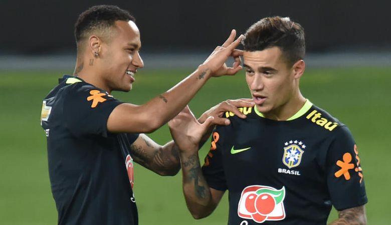 Rivaldo Ingin Coutinho Bahu-Membahu dengan Neymar