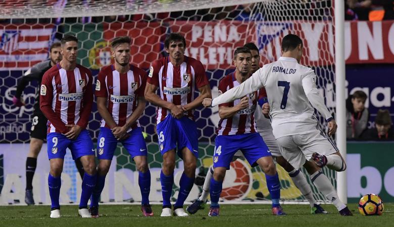 Set Piece Real Madrid Bisa Menjadi Mimpi Buruk Lagi bagi Atletico Madrid