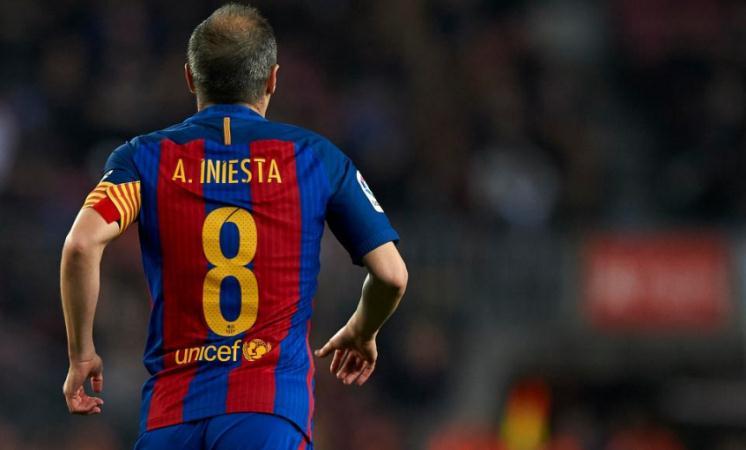Rangkuman La Liga 2016/2017 Jornada 23: Starting XI Unik Granada dan Laga ke-400 Andres Iniesta
