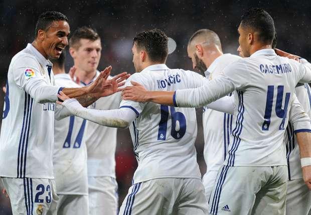 Head-to-Head Bisa Mempersulit Langkah Real Madrid