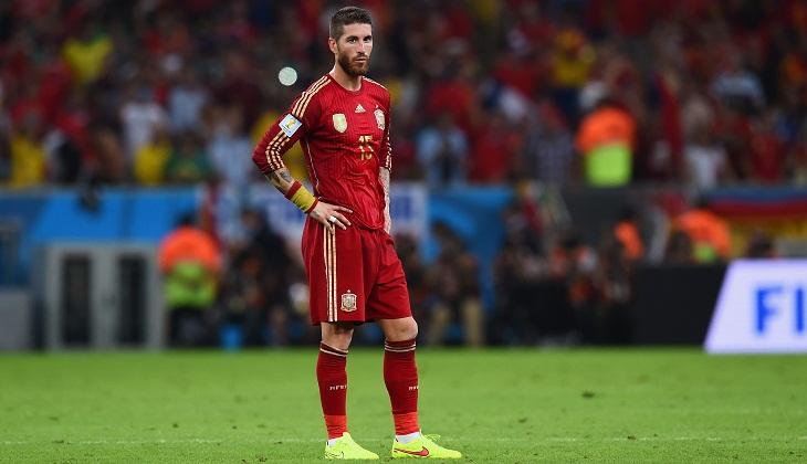Cedera di Timnas, Sergio Ramos Absen Bela Real Madrid Sebulan