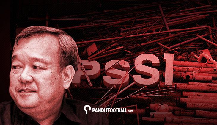 Johar Lin Eng dan Konflik-konflik Sepakbola Indonesia