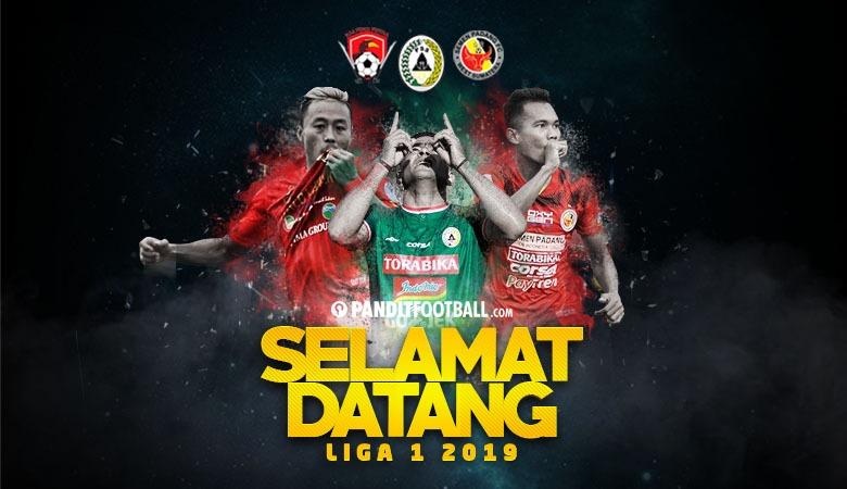 Perjuangan PSS, Semen Padang, dan Kalteng Putra ke Liga 1 2018