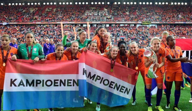 Sejarah dan Warisan untuk Sepakbola Perempuan di Belanda