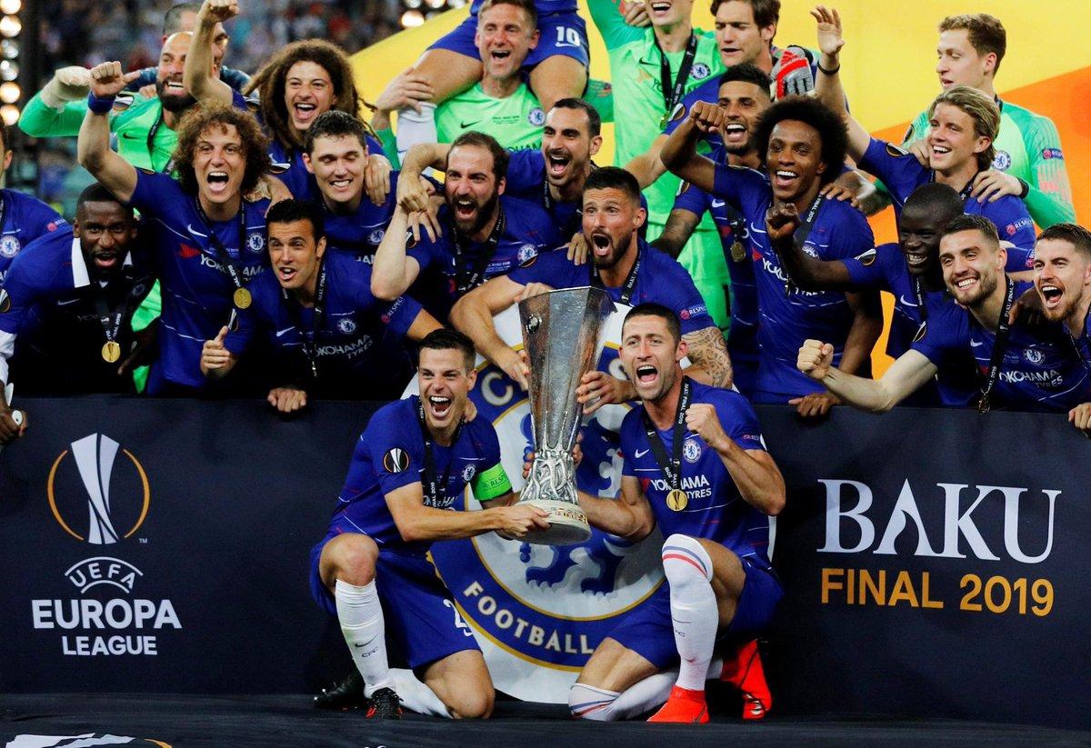 Chelsea Juara Europa League 2018/19
