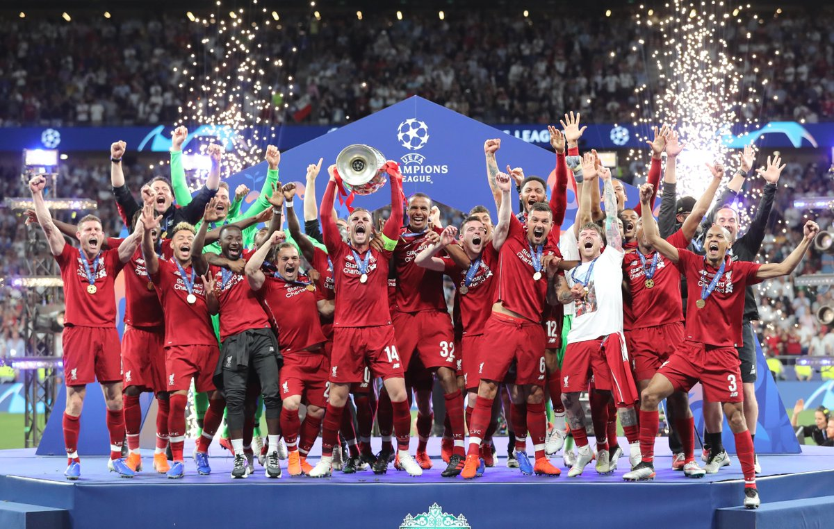 Liverpool Juara Liga Champions 2018/19