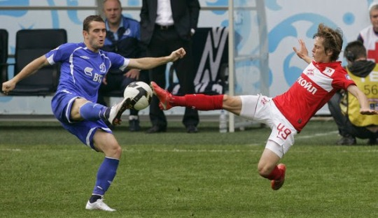 Spartak dan Dynamo, Kesebelasan Moscow yang Lahir di Tanggal yang Sama
