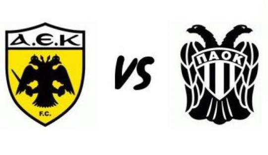 Di Balik Kesamaan Logo AEK Athens dan PAOK Thessaloniki