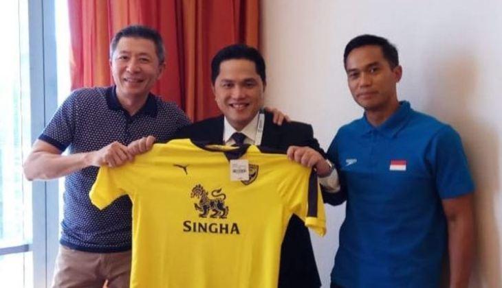 Petualangan Terbaru Erick Thohir di Sepakbola Eropa