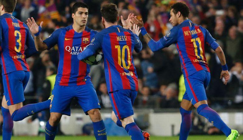 Benarkah Barcelona Menang Karena Wasit?