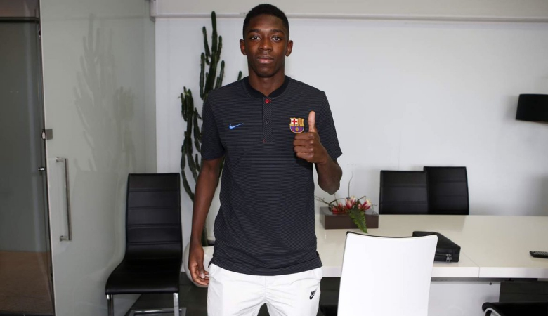 Kemarahan Suporter Dortmund kepada Ousmane Dembele