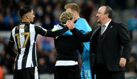 Newcastle United Kembali ke Liga Primer Inggris