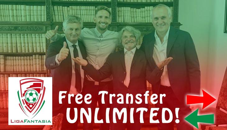 Mengoptimalkan Free Transfer Unlimited di Tiga Pekan Pertama Liga Fantasia