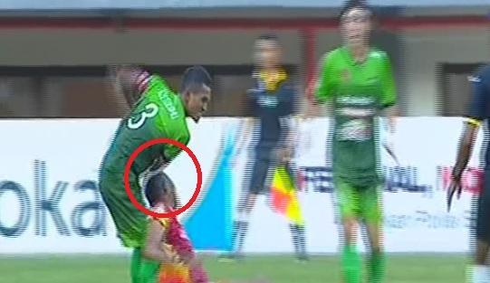 Kekerasan Masih Warnai Sepakbola Indonesia