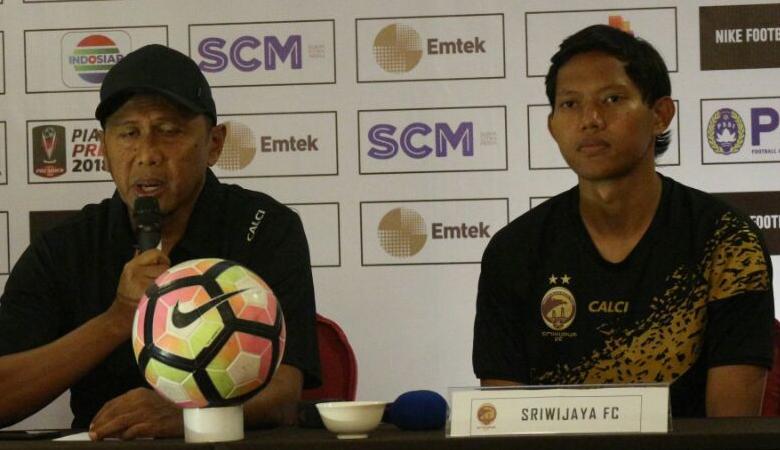Adam Alis Tak Pikirkan Persaingan di Lini Tengah Sriwijaya FC