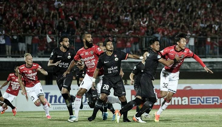 Bagi Bali United Pertahanan Terbaik Adalah Menyerang