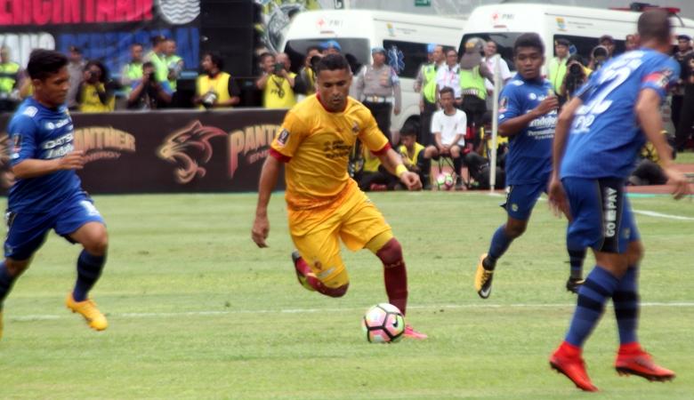 Sriwijaya FC Puji Respons Taktik Persib Bandung