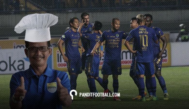 Persib Bandung Butuh Racikan Baru