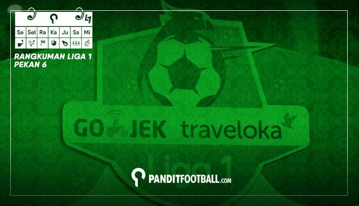 Rangkuman Liga 1 Pekan 6: Persegres Menang, Sissoko Cetak Gol Perdana