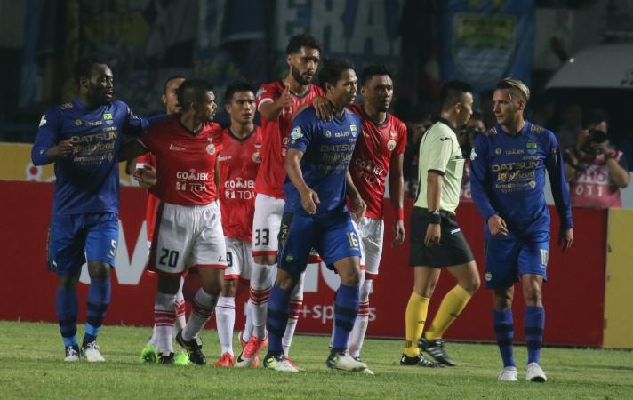 Beberapa Pertandingan Sepakbola Indonesia yang Diwarnai Aksi Walkout