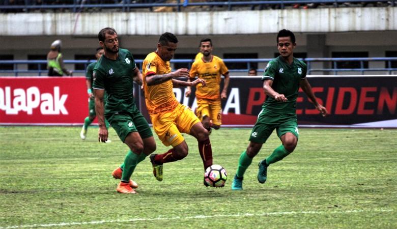 Sriwijaya Dipastikan Lolos ke Perempat Final Piala Presiden 2018