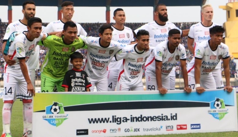 Terjalnya Langkah Bali United untuk Tampil di Fase Grup Liga Champions Asia