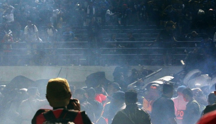 Agar Stadion Tidak Lagi Menjadi Medan Perang yang Merenggut Nyawa